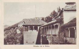 ESPAÑA POSTALES GRANADA LOTE 2576 MIRADOR DE LA REINA SIN CIRCULAR - Granada