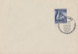 DR Blancobrief EF Minr.779 SST Hamburg - Briefe U. Dokumente