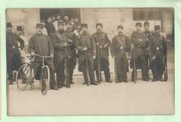 132 ème Régiment D´infanterie , Casernement à Reims ? - Regimente