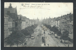CPA - ANVERS - ANTWERPEN - Avenue De Keyser - Vue Vers La Ville - Tram - Nels  Série 25 N° 73   // - Antwerpen