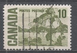 Canada 1967, Scott #462 The Jack Pine, By Tom Thomson (U) - 1952-.... Règne D'Elizabeth II