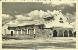 Congo Belge -- Elisabethville - Chapelle Saint - Eloi.    ( 2 Scans ) - Lubumbashi