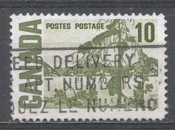 Canada 1969. Scott #462p (U) The Jack Pine, By Tom Thomson - 1952-.... Règne D'Elizabeth II