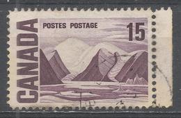 Canada 1967, Scott #463 Bylot Island, By Lawren Harris (U) - 1952-.... Règne D'Elizabeth II