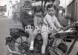 1936 UK COVENTRY EAGLE MOTORCYCLE MOTORBIKE MOTO MOTA AMADORA  PORTUGAL 60/60mm  NEGATIVE NOT PHOTO NEGATIVO NO FOTO - Photography
