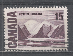 Canada 1969. Scott #463p (U) Bylot Island, By Lawren Harris - 1952-.... Règne D'Elizabeth II