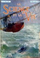 Science Et La Vie (La) N° 31 Du 01/03/1917 - Nos Colonies Et La Guerre - J. Dybowski - Le Fer De Lorraine Et Le Bassin D - Livres, BD, Revues