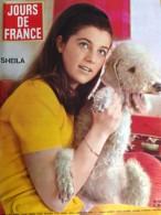 Jours De France, Sheila, Luis Mariano 651 - Cinéma