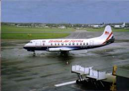 Viscount V.806 British Air Ferries Aviation - 1946-....: Moderne