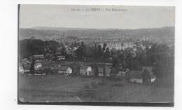BRIVE EN 1916 - N° 10 - VUE PANORAMIQUE - CPA VOYAGEE - Brive La Gaillarde