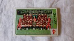 PANINI 1984/1985 FIGURINA 181 SQUADRA DEL MILAN - Panini