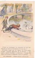 Illustrateur Poulbot Les Misérables Comment De Frère On Devient Père Non écrite  Bon état Point De Rouille - Poulbot, F.