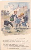 Illustrateur Poulbot La Légende Des Siècles Le Crapaud Non écrite  Bon état Bas Irregulier - Poulbot, F.