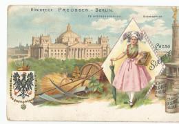 ° BERLIN °   SUCHARD  °        255 ° - Germany