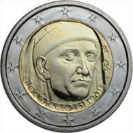 2 Euro Commemorativo BOCCACCIO 2013 Italia - Italia