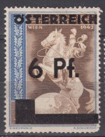 Austria 1945 Mi#665 Mint Hinged