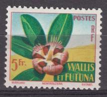 Wallis And Futuna Flowers 1958 Mi#188 Mint Never Hinged - Unused Stamps