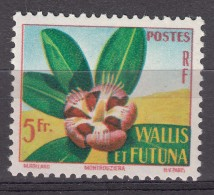 Wallis And Futuna Flowers 1958 Mi#188 Mint Never Hinged - Wallis-Et-Futuna