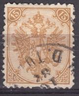 Austria Feldpost Occupation Of Bosnia 1879 Mi#6 I Used - Used Stamps