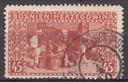 Austria Occupation Of Bosnia 1906 Mi#40 Used - Used Stamps