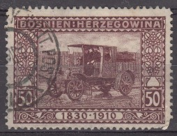 Austria Occupation Of Bosnia 1910 Mi#57 Used - Used Stamps