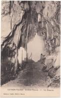 France, LE THOR, Grotte De Thouzon, Les Draperies, Unused Postcard [18615] - France
