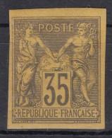 Colonies General Issues 1878 Yvert#45 Mint Hinged