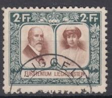 Liechtenstein 1930 Mi#107 Used