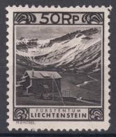 Liechtenstein 1930 Mi#102 Mint Hinged