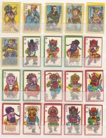 China Matchbox Labels Awesome Pieces - Boites D'allumettes - Etiquettes