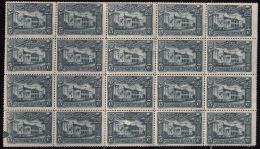 Spain 1930 Ibero-American Expo Mi#541 Mint Never Hinged Block Of 20