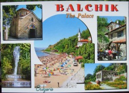 Balchik / Baltchik / Baltschik - The Palace / Multy View - Bulgarije