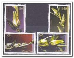 Jamaica 2004, Postfris MNH, Flowers - Jamaica (1962-...)