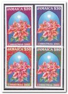 Jamaica 2005, Postfris MNH, Flowers, Christmas - Jamaica (1962-...)