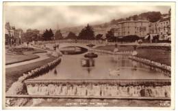 Dawlish From The Railway - Real Photo - Raphael Tuck - Postmark 1941 - Other