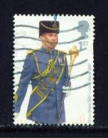 GREAT BRITAIN  -  2008  RAF Uniforms  1st  Used As Scan - Oblitérés