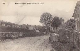 Concy 91 - Route De Montgeron à Yerres - France