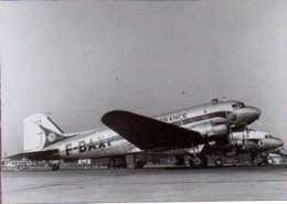 Douglas DC-3 Air France Airlines DC 3 Aviation - 1946-....: Ere Moderne