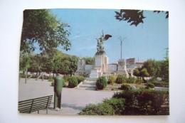 CASSANO DELLE MURGE  PARCO DELLA RIMEMBRANZA - MONUMENTO AI CADUTI BARI  PUGLIA   VIAGGIATA COME DA FOTO   ITALY ITALIE - Bari