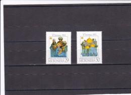 Micronesia Nº 256 Al 257 - Mikronesien