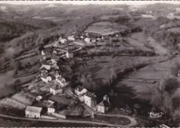 CPSM   SAINT BONNET AVALOUZE 19    Vue Générale Aérienne - Autres Communes