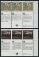 1990 Nazioni Unite Vienna, Dichiarazione Universale Diritti Dell'uomo Quadri, Serie Completa Nuova (**) - Vienna - Ufficio Delle Nazioni Unite