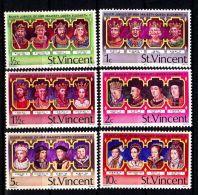 ST. VINCENT [1977] MiNr 0459 Ex ( **/mnh ) [01] O. Wz / No Wmk - St.Vincent (1979-...)