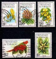 TRINIDAD TOBAGO [1983] MiNr 0479 Ex ( O/used ) [01] Blumen - Trinidad & Tobago (1962-...)