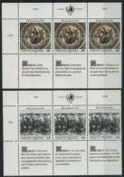 1989 Nazioni Unite Vienna, Dichiarazione Universale Diritti Dell'uomo Quadri, Serie Completa Nuova (**) - Vienna - Ufficio Delle Nazioni Unite