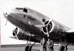 Douglas DC-2 ANA Bungana Holymans Airways Airlines DC 2 Aviation Air - 1946-....: Era Moderna