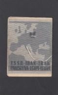 DEUXIEME CORPS POLONAIS 1943/1947. - Historische Dokumente