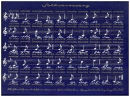 DENMARK 1998 Christmas Seals Complete Unfolded Sheet MNH / ** - Denmark