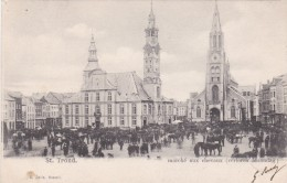 Sint Truiden - Marché Aux Cheveaux (verloren Maandag) - Sint-Truiden