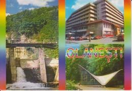 Valcea Olanesti Waterfall Cascade Chute D'eau - Used,perfect Shape - Monuments